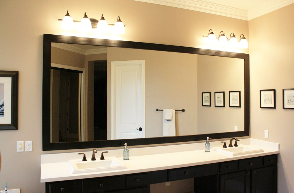 Custom Mirrors For Bathrooms
