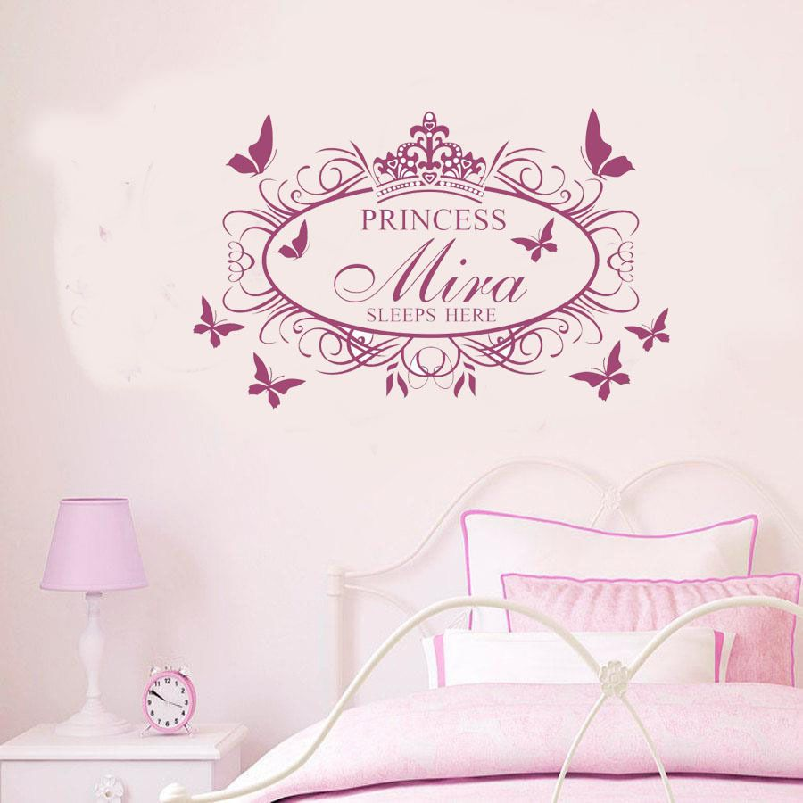 Custom Removable Wall Decals