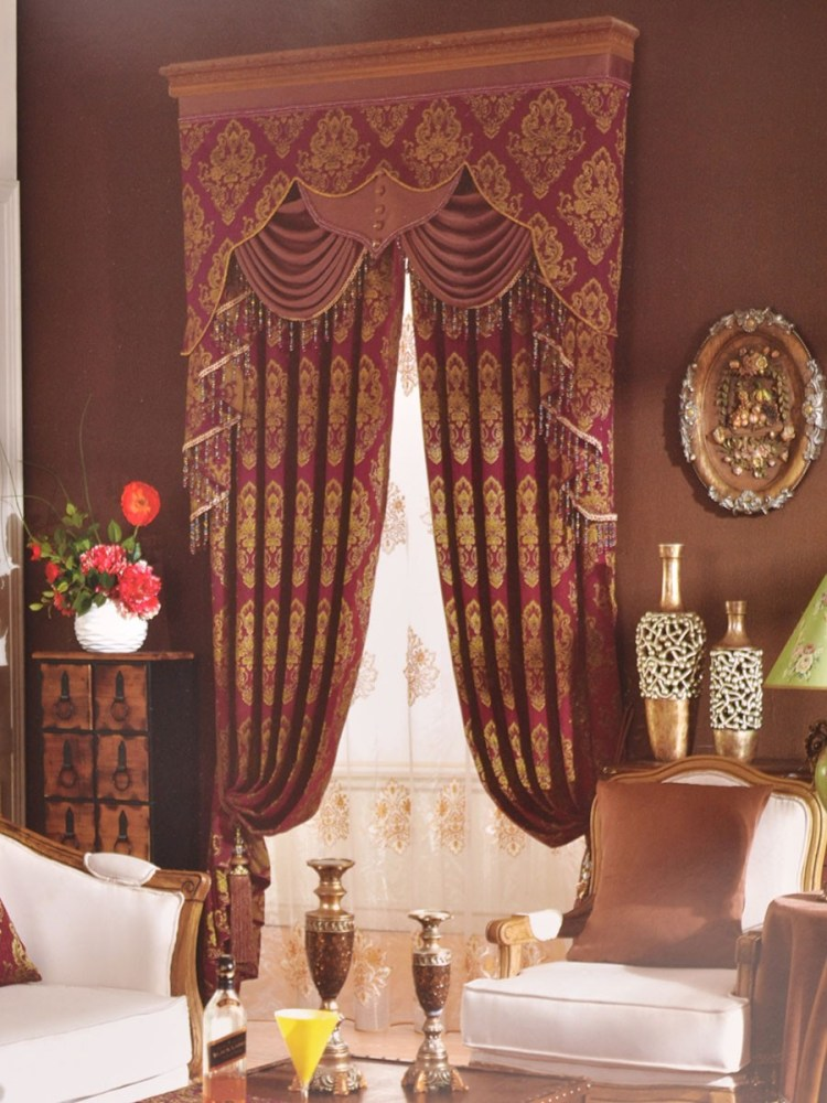 Custom Window Valances Online