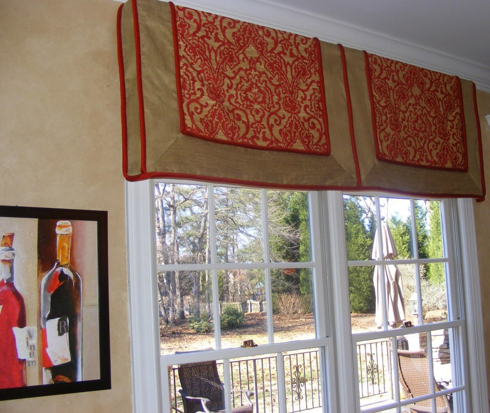 Custom Window Valances Patterns