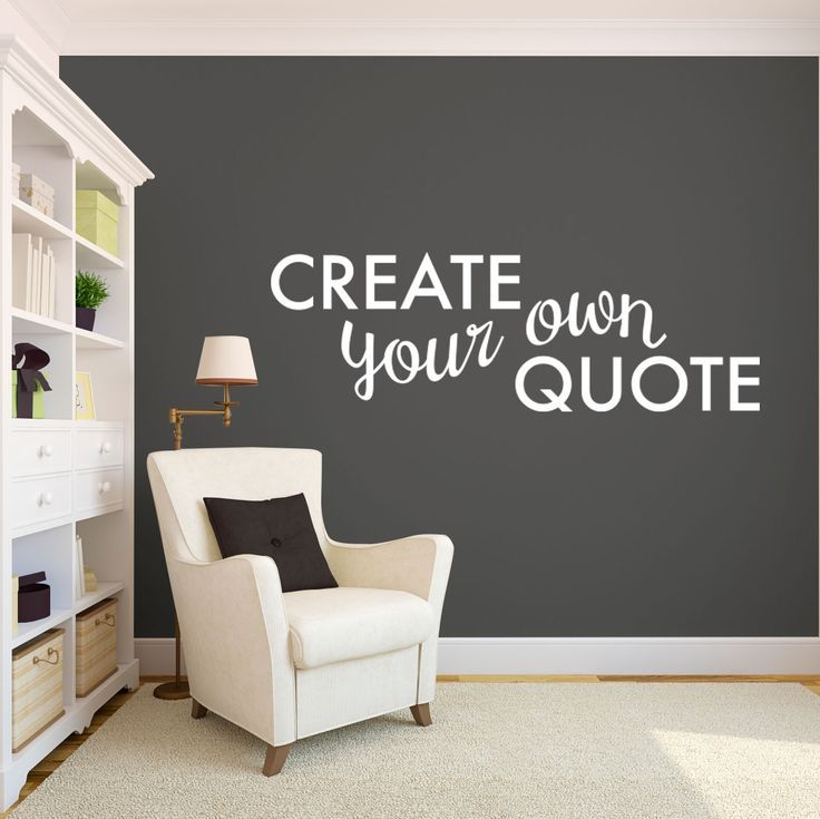 Customized Wall Decals