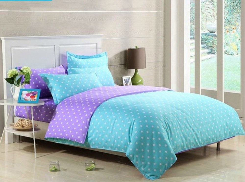 Cute Girl Comforter Sets
