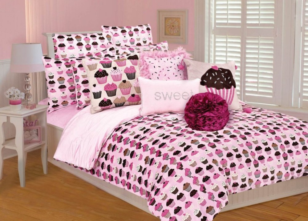 Cute Teenage Comforter Set