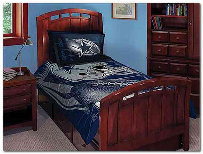 Dallas Cowboys Comforter Set Queen Bed In A Bag