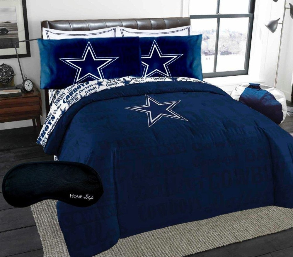 Dallas Cowboys Comforter Set Queen