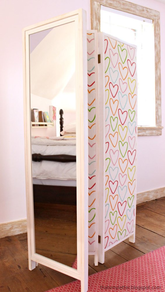 Dance Studio Room Dividers