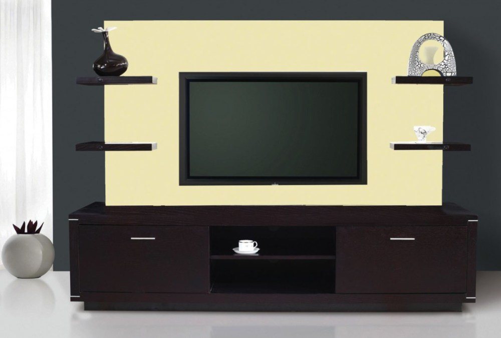 Dark Blue Tv Stand