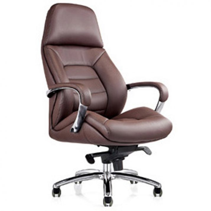Dark Brown Office Chair