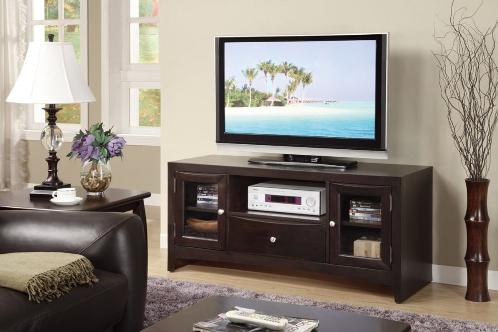 Dark Brown Tv Stands
