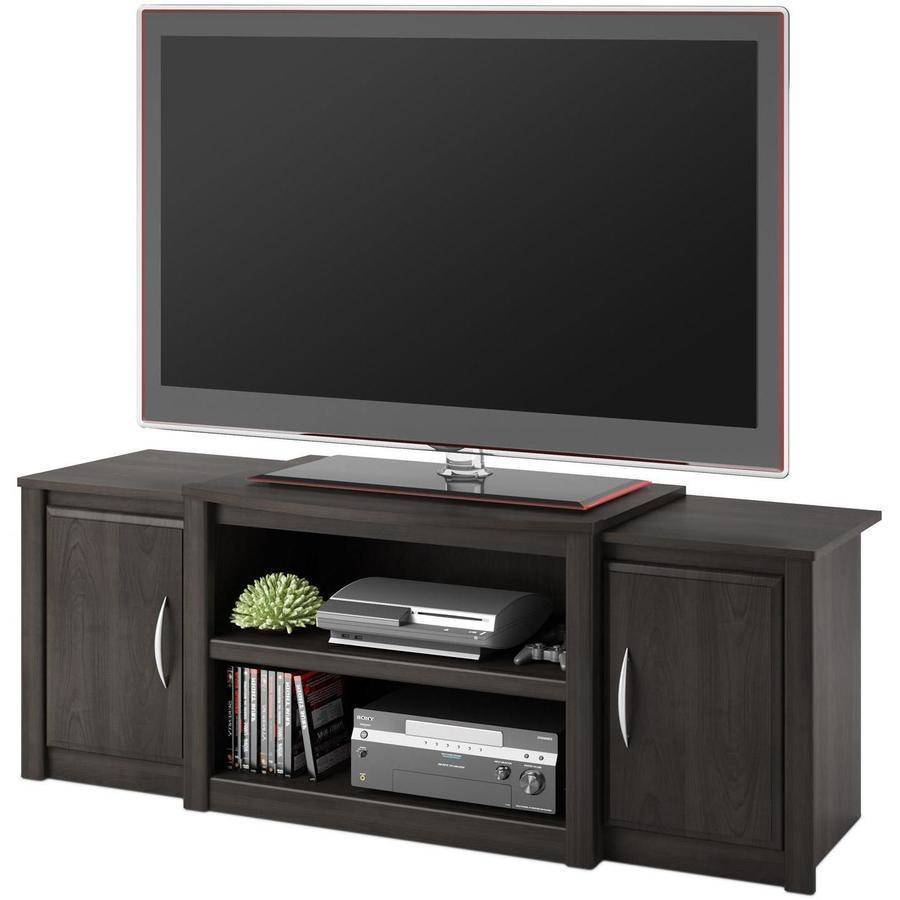 Dark Cherry Tv Stand