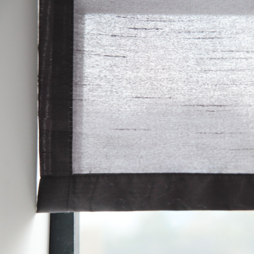 Dark Grey Valance