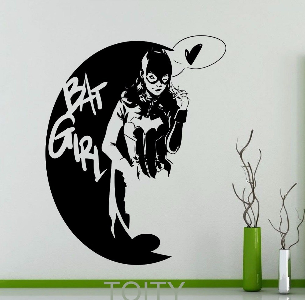 Dc Wall Decals