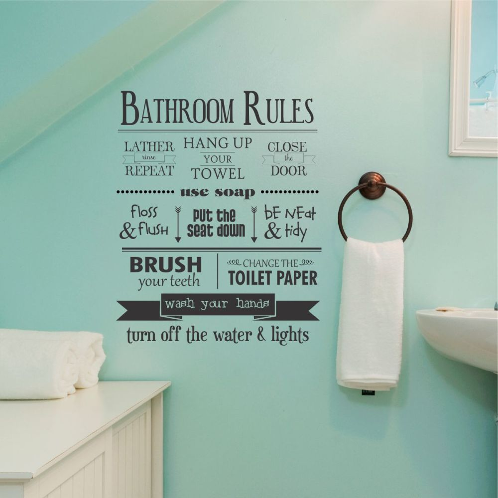 Decal Sayings For Walls