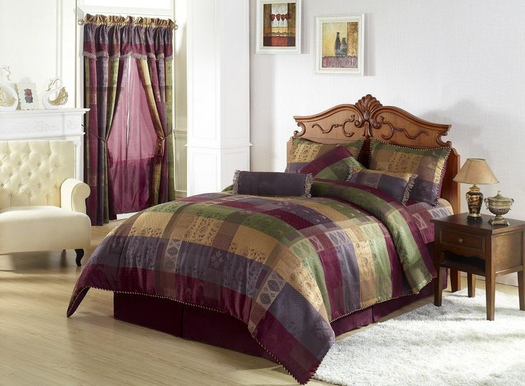 Deep Pocket Comforter Sets