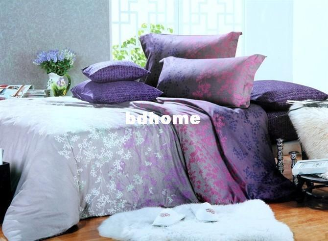 Deep Purple Comforter Sets