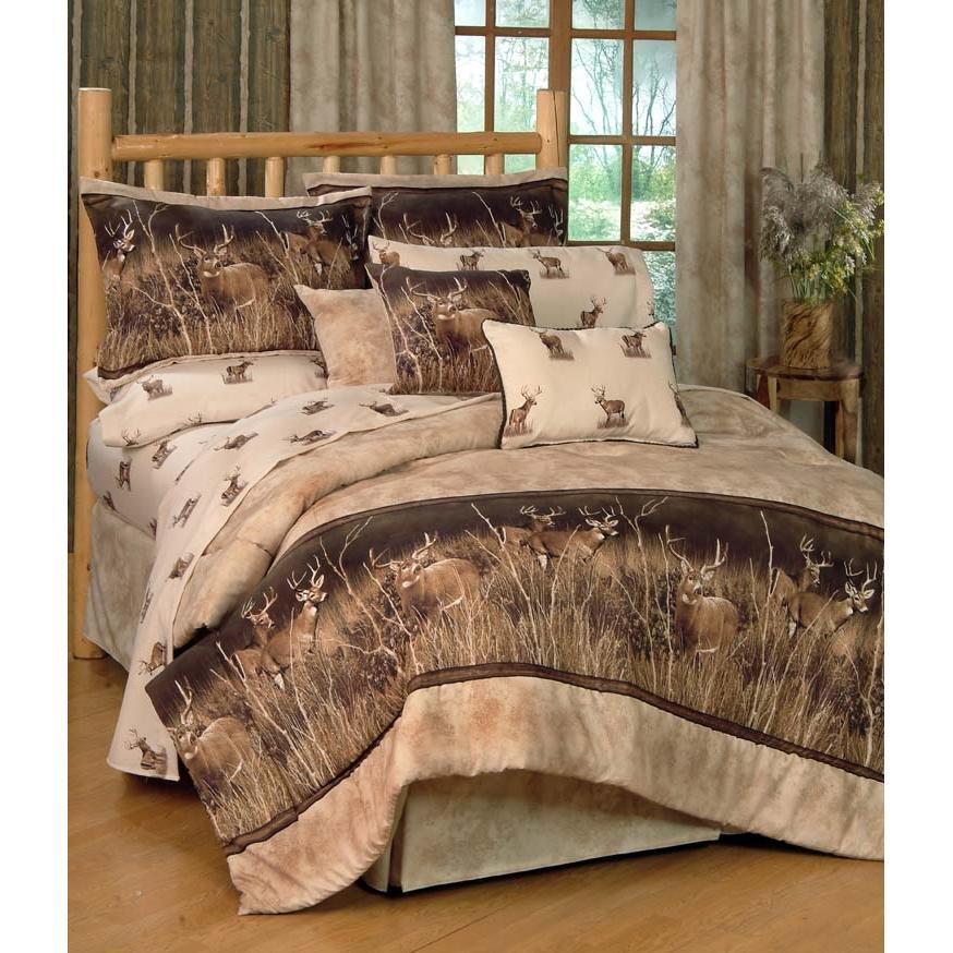 Deer Comforter Set King