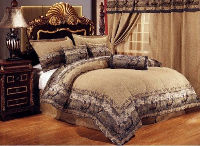 Deer Comforter Set Twin