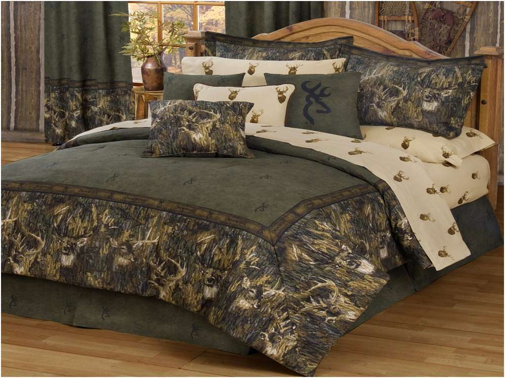 Deer Comforter Sets Bed In A Bag