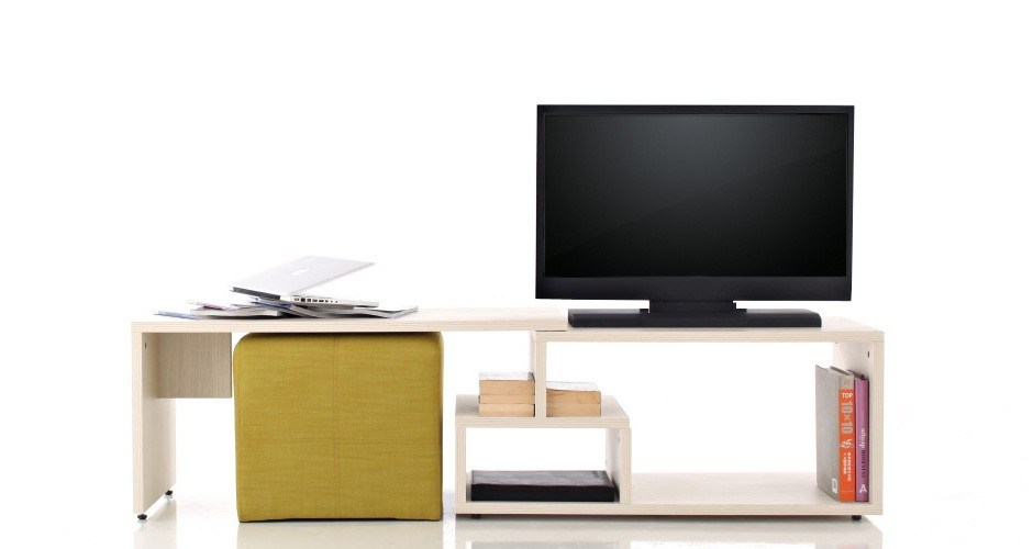 Desk And Tv Stand Combo