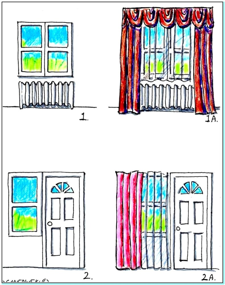 Different Types Of Valances