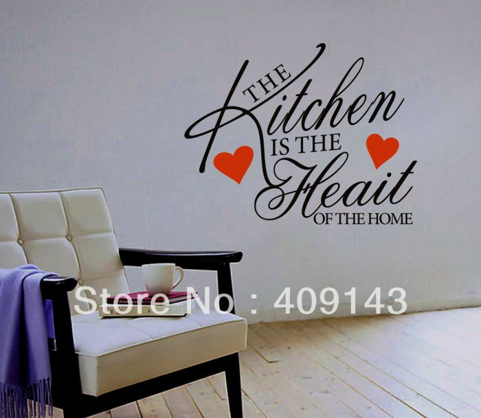 Dining Room Wall Decals Sayings