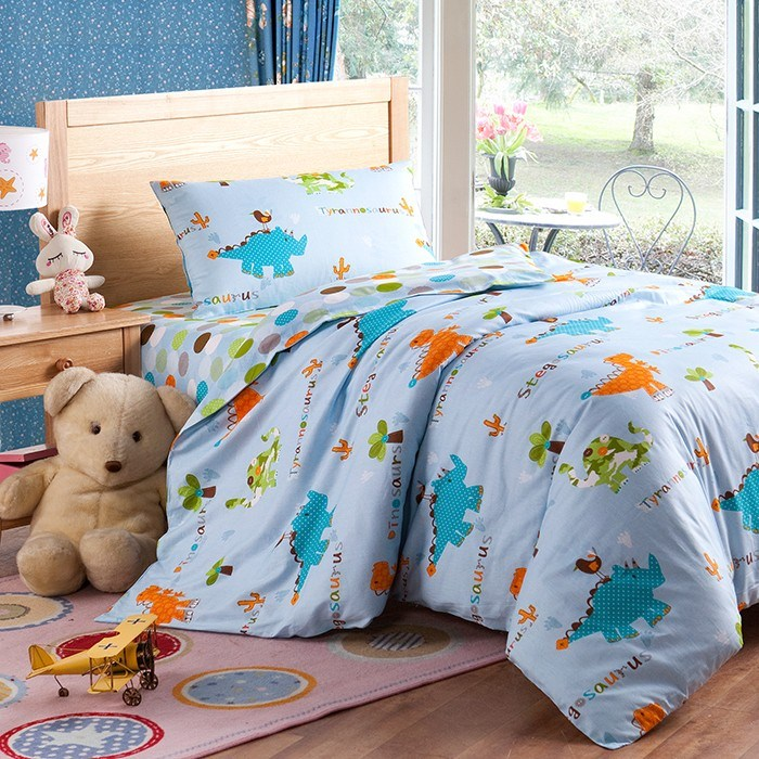 Dinosaur Comforter Set Twin