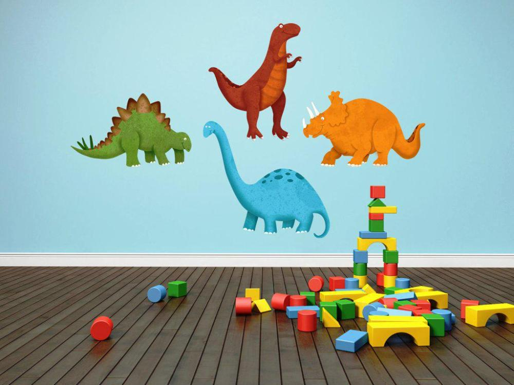 Dinosaur Decals For Walls