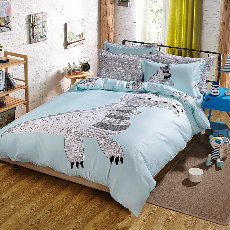 Dinosaur Kids Bedding