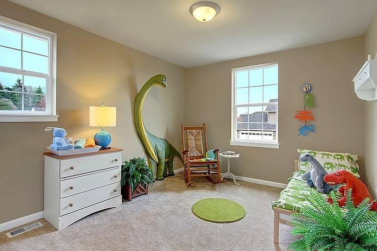 Dinosaur Kids Bedroom