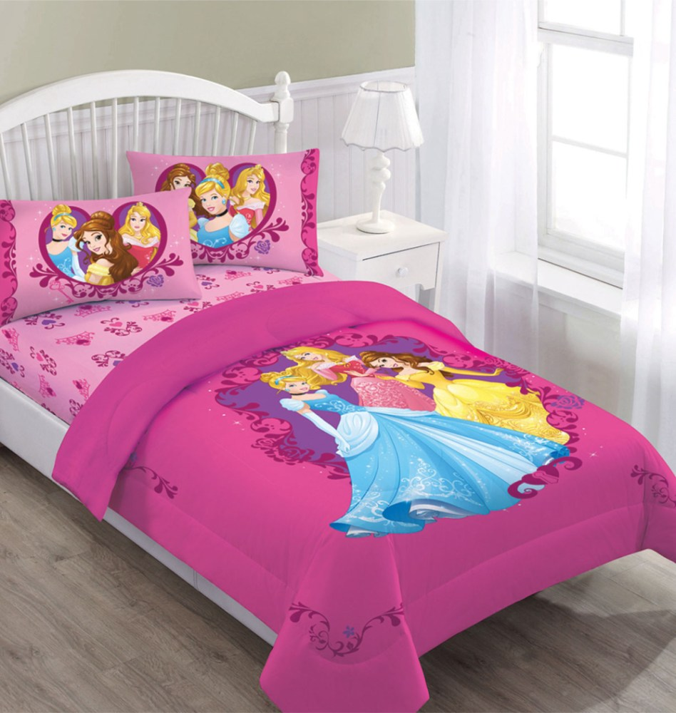 Disney Princess Comforter Set Twin