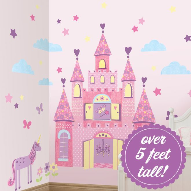 Disney Princess Decals For Walls
