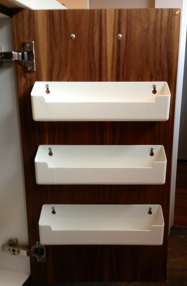 Diy Bathroom Cabinet Storage