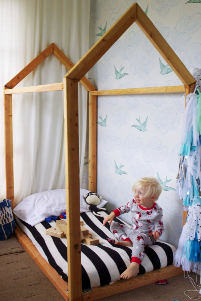 Diy Kids Bed House