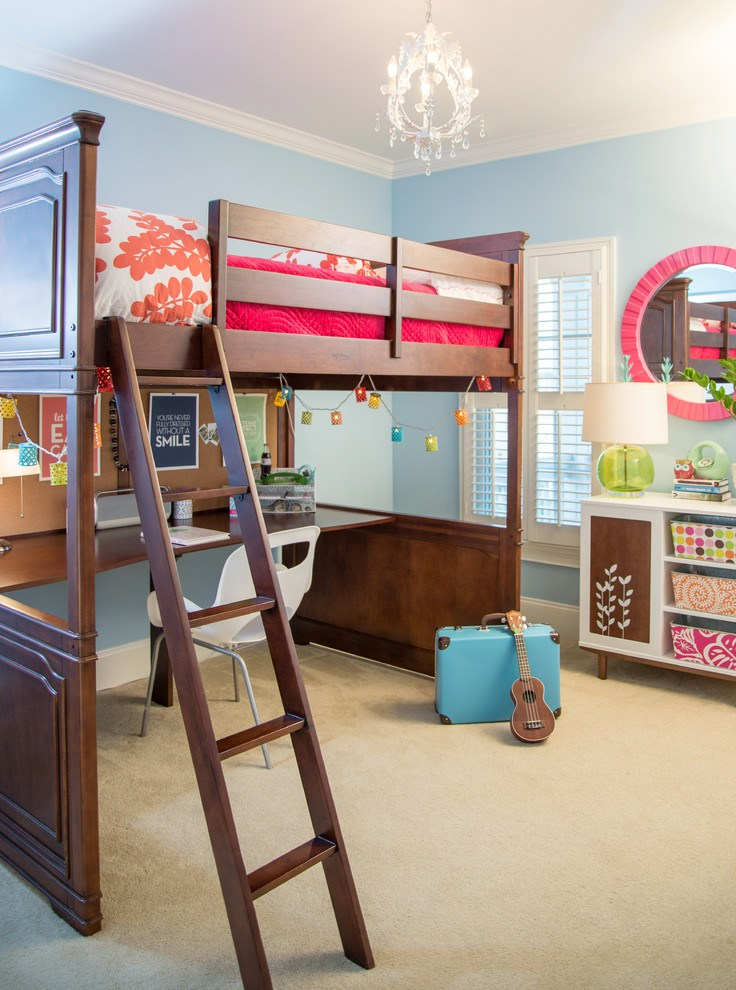 Diy Kids Loft Bed Ideas