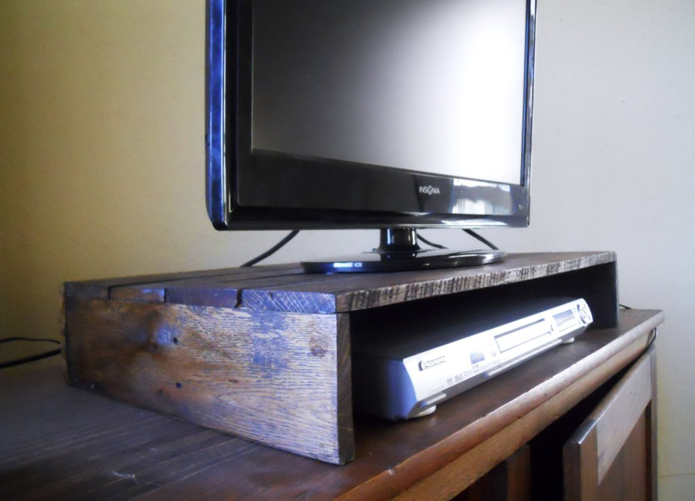 Diy Tv Mount Stand