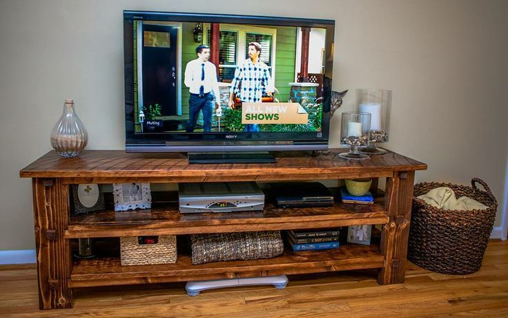 Diy Tv Stands Ideas