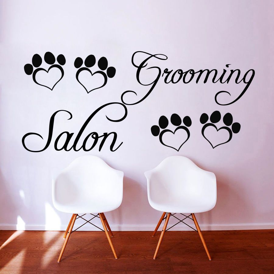 Dog Quote Wall Decals