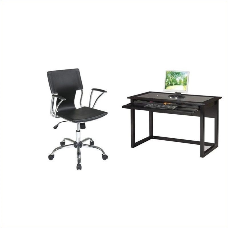 Dorado Office Chair Black