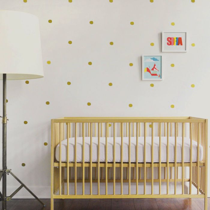 Dot Wall Decals Nursery