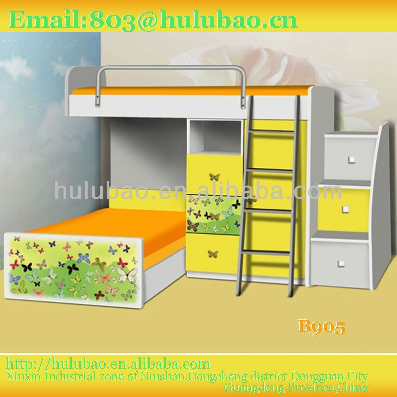 Double Bed For Kids Room