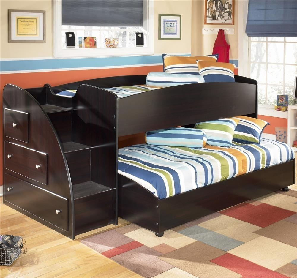 Double Beds For Kids Boys