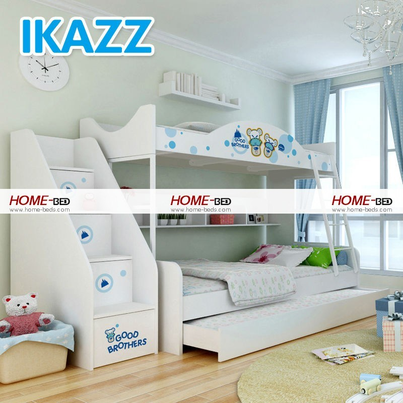 Double Decker Beds For Kids