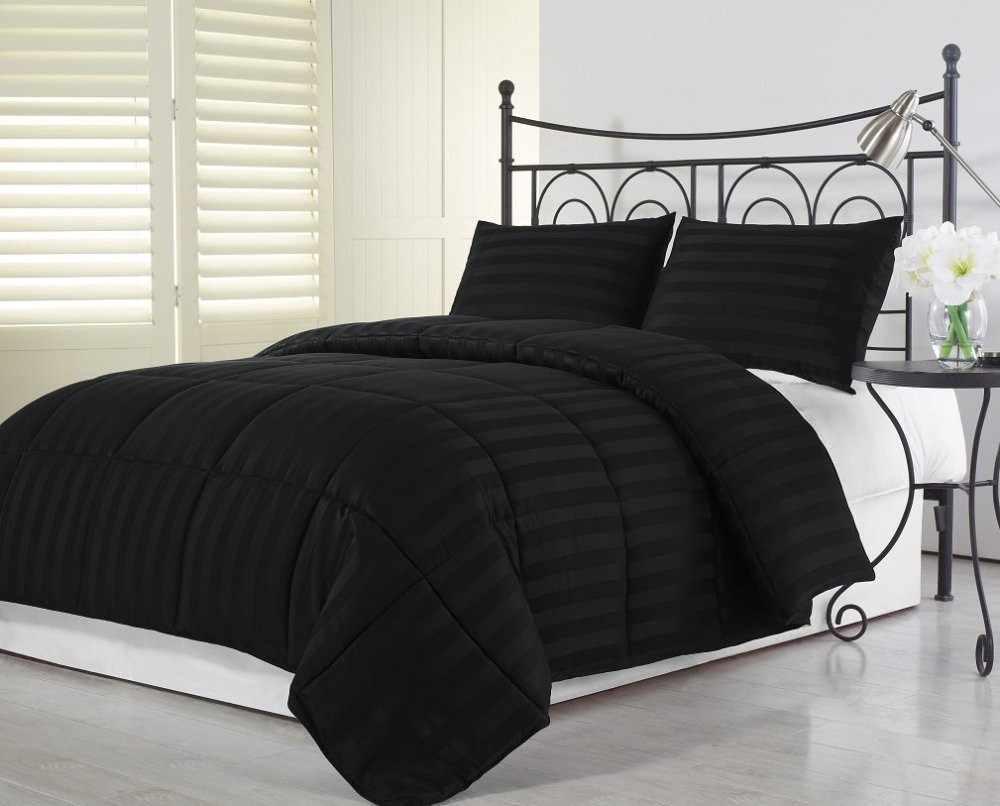 Down Comforter Bed Set