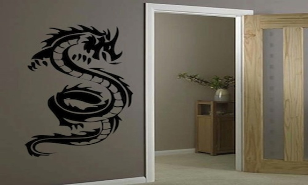 Dragon Wall Decals Murals