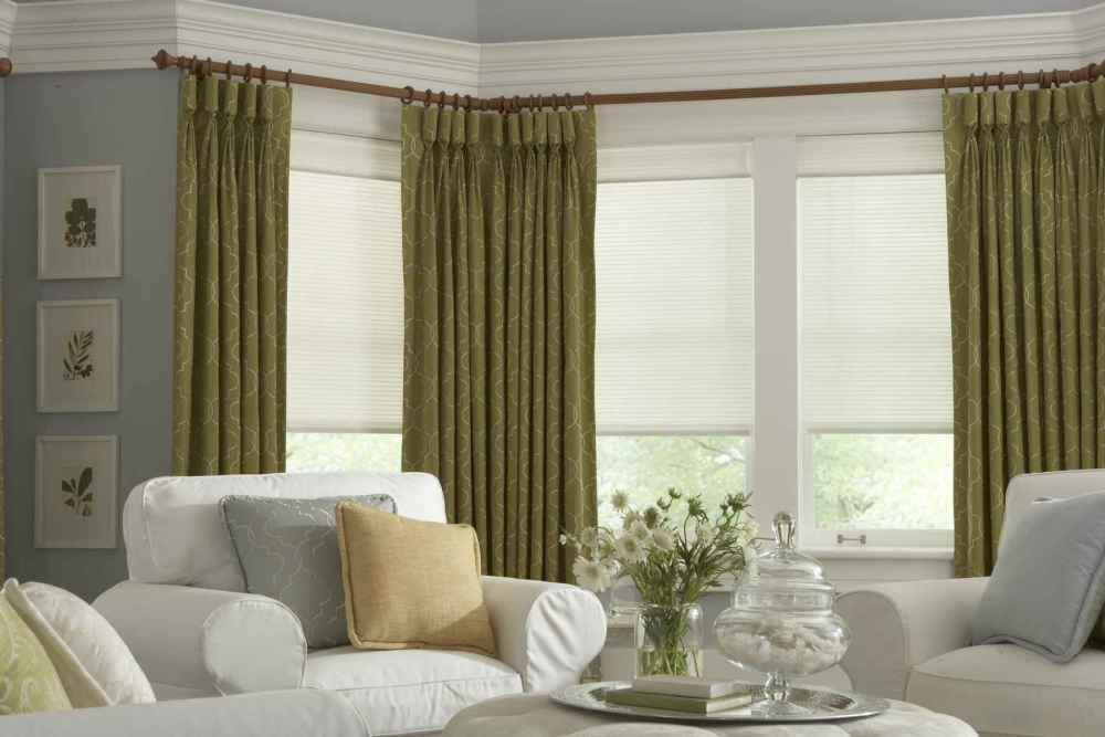 Drapes And Valances Window Treatments