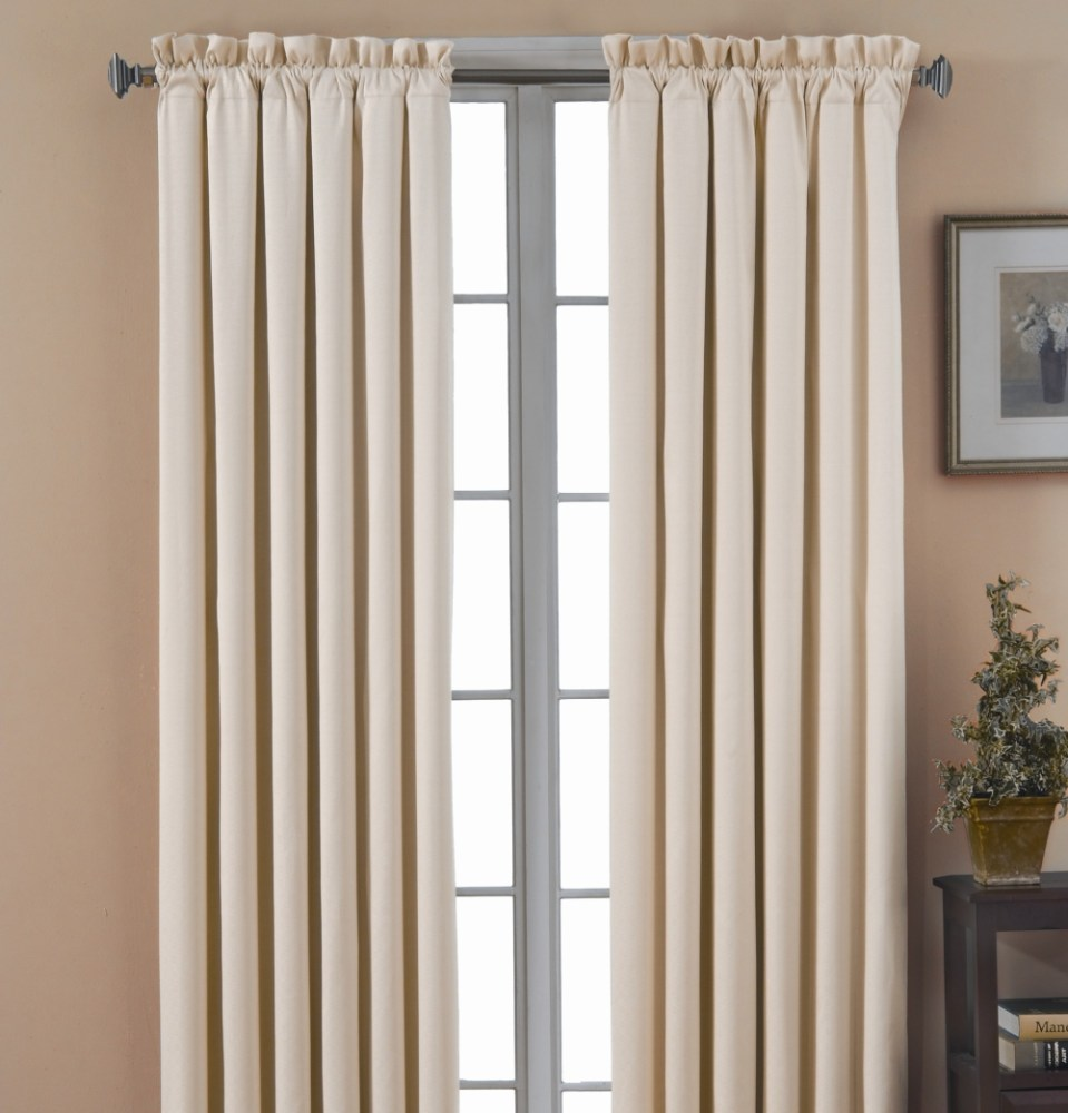 Drapes With Valance