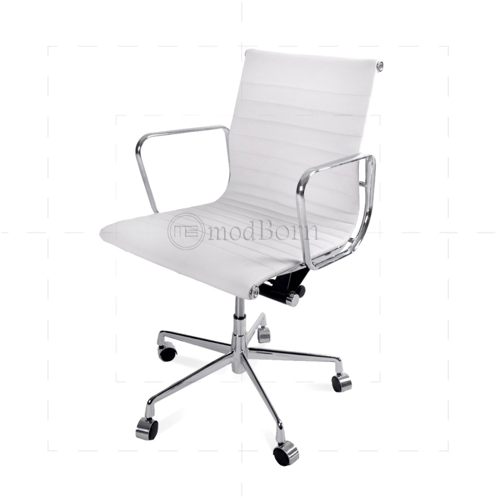 Eames Style Office Chair White