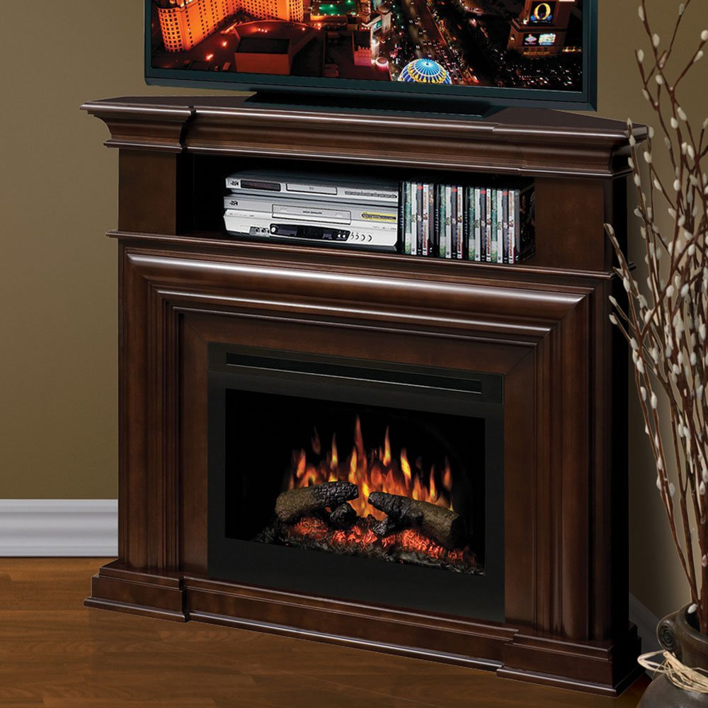 Electric Fireplace And Tv Stand Combo