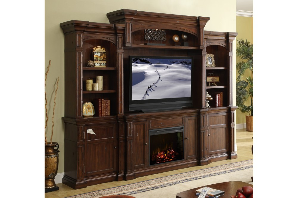 Electric Fireplace Tv Stands Lowes