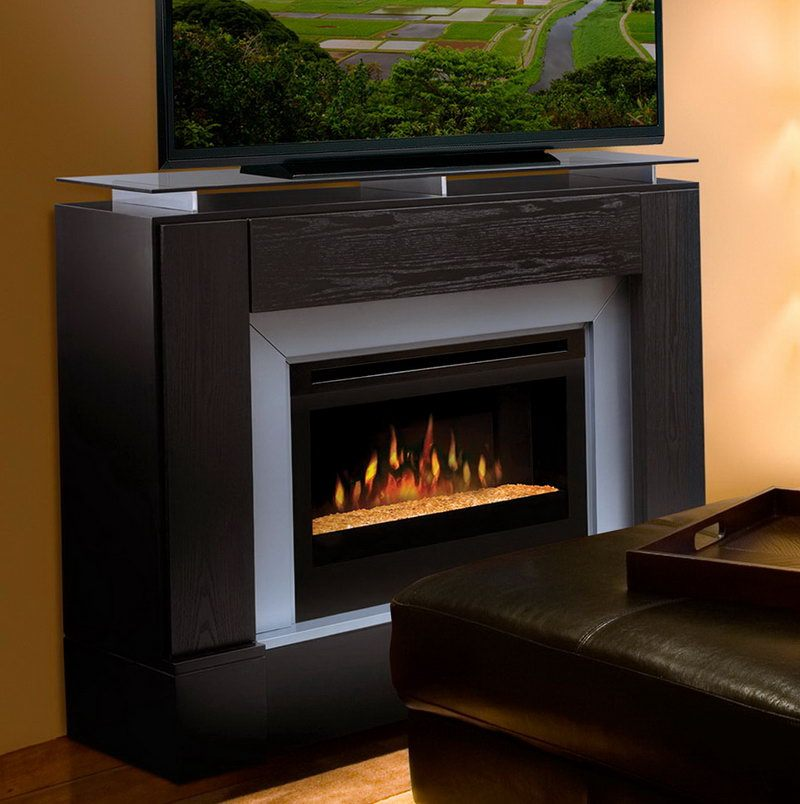 Electric Fireplaces Tv Stands Lowes